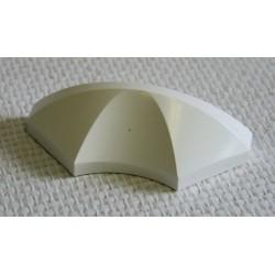 Bouchon pour lisse PVC 100 x 34 mm