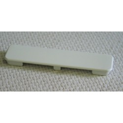 Bouchon pour lisse PVC 120 x 28 mm