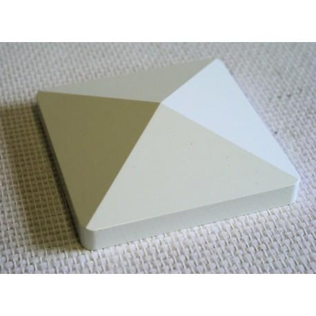 Bouchou pour lisse PVC 120 x 120 mm