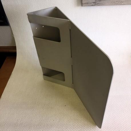 support de boite aux lettres 2 dim l 330x p 325x h 100. Black Bedroom Furniture Sets. Home Design Ideas