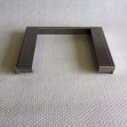 cache platine pour poteau de 150x150