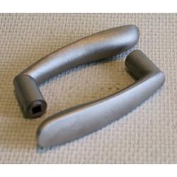 Poignée aluminium laqué